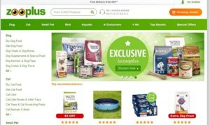 Pet food ecommerce in Europe has pros and cons